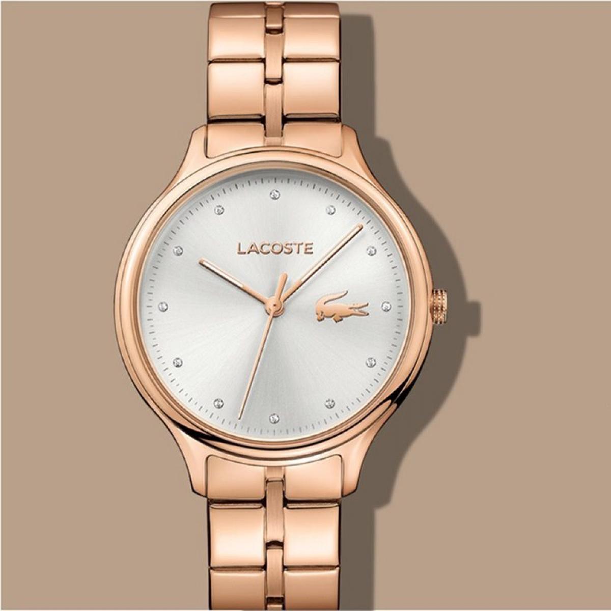 623c5bdca Nowa kolekcja zegarków Lacoste Constance w Time Trend