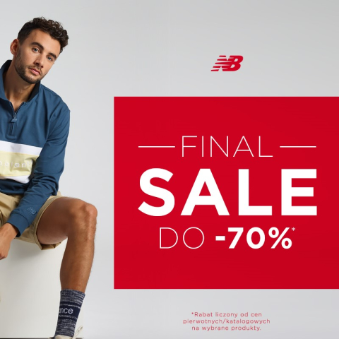 FINAL SALE UP TO -70%