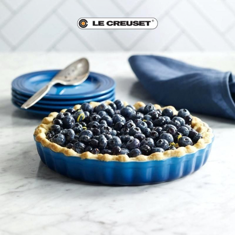 LE CREUSET - FORMY DO TARTY